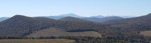 Ashe County - Blue Ridge Mountains